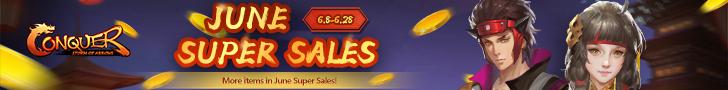 June Super Sales