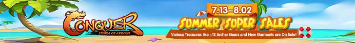 Summer Super Sales