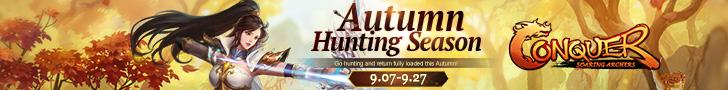 Autumn Hunting Season