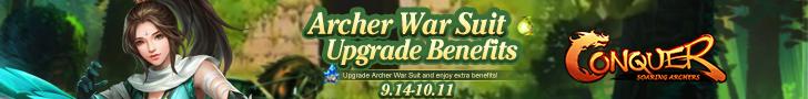 Archer War Suit Upgrade Benefits