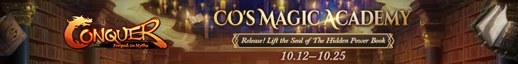 CO`s Magic Academy