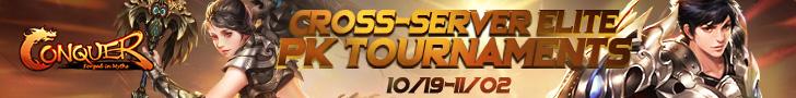 Cross-Server Elite PK Tournament