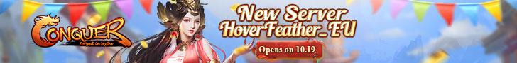 New Server HoverFeather_EU