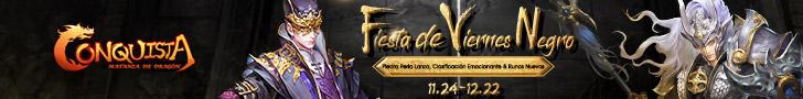 Fiesta de Viernes Negro
