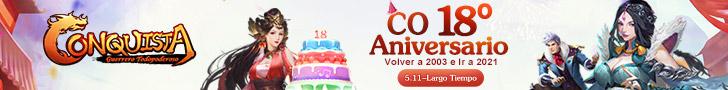 18º Aniversario de CO