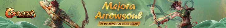 Mejora Arrowsoul