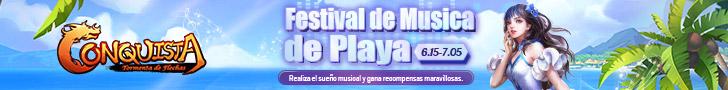Festival de Musica de Playa