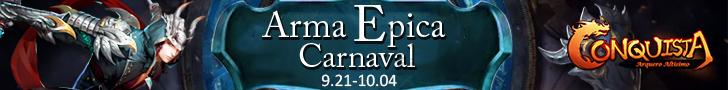 Arma Épica Carnaval