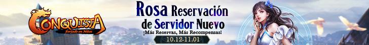 Reserva de Servidor Nuevo