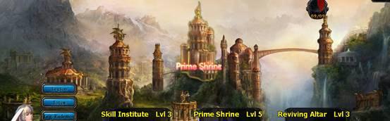 Legion Shrines