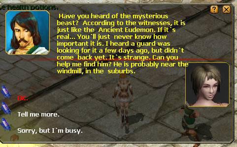 Ancient Eudemon