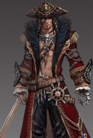 طبقة- القراصنة