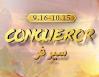 السيرفر الجديد Conqueror